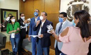 La FP entrega a JCE propuesta sanitaria para las elecciones en el exterior
