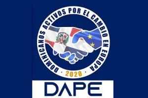 ESPAÑA: Juramentan la directiva de  Dominicanos Activos por el Cambio