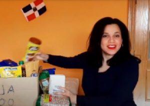 ESPAÑA: Médicos de la República Dominicana recolectan alimentos