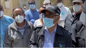 "Ministro: ""Para abrir comercios hay que ver expansión de pandemia"""