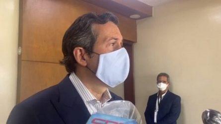 Jorge Mera insiste en gobierno de Luis Abinader no habrá impunidad