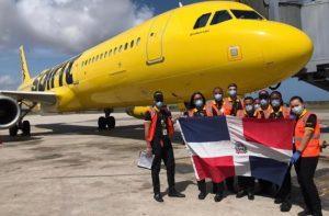 Retornan a su país 154 dominicanos estaban varados en Miami, EE.UU