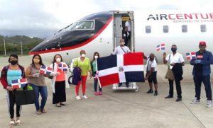 Llegaron otros 73 dominicanos que estaban varados en cuatro países