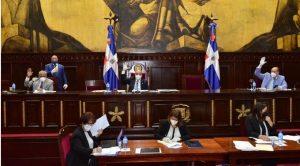Senado aprueba extensión estado de emergencia en RD por otros 25 días