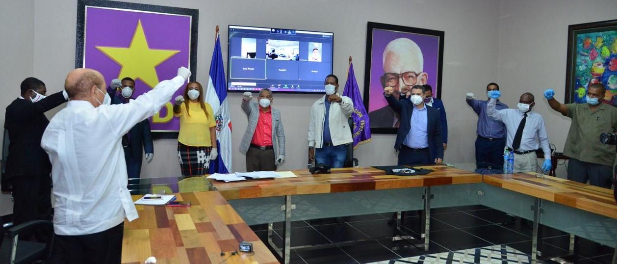 Pastores evangélicos respaldan la candidatura GonzaloCastillo y PLD