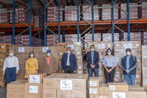 """Alianza """"Sanar una Nación"""" dona RD$4.7 millones en medicamentos"""