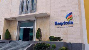 El Banco Agrícola recibe 3,000 millones de pesos para ampliar sus créditos