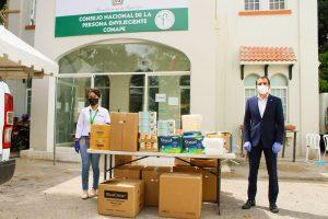Banesco realiza donaciones a seis entidadesde República Dominicana
