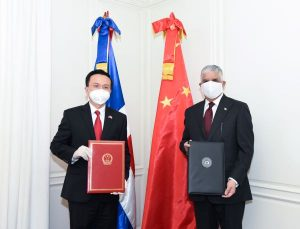 Mirex conmemora establecimiento relaciones diplomáticas con China