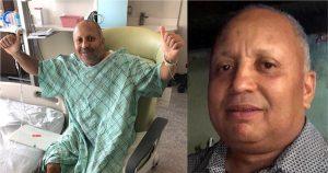 CONNECTICUT: Periodista RD sale de hospital tras 7 meses interno