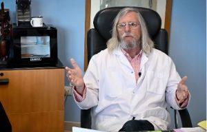 Epidemia COVID-19 está a punto de desaparecer, insiste científico francés