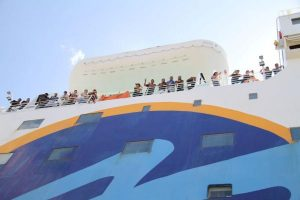 Dominicanos varados en cruceros regresarán este fin de semana