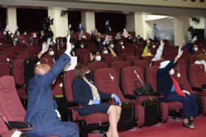 Congreso aprueba extensión estado  emergencia en RD por otros 45 días