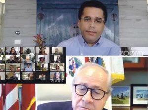 PUERTO RICO: Legisladores reconocen gestión David Collado