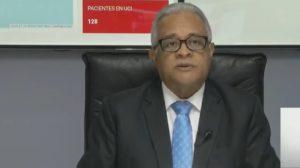 Ministro de Salud dice que reapertura de economía no puede ser «de golpe»