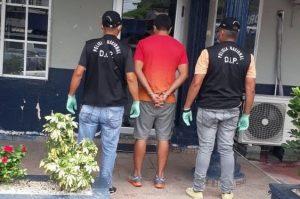 PANAMA: Capturan dominicano era buscado por asesinato de una mujer