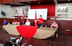PRSC ratifica apoyo Eduardo Estrella como senador provincia de Santiago
