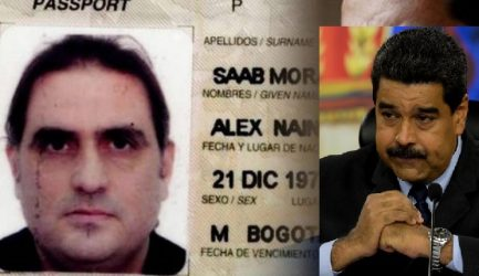 Extraditan a los EEUU a Alex Saab, presunto testaferro de Maduro