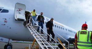 Deportados de Estados Unidos 43 exconvictos dominicanos