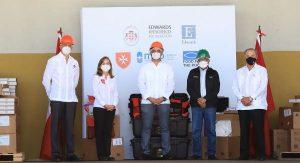 Empresa zona franca dona 34 máquinas médicas a hospitales