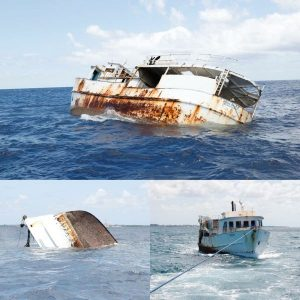BAHAMAS: Hunden barcos pesqueros de RD confiscados