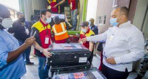 Junta Electoral inicia el traslado de valijas serán utilizadas en exterior
