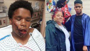 Denuncian supuesto abuso policial contra menor afroamericano en NY