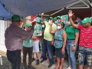 PUERTO RICO: Dirigentes peledeístas se juramentan en la Fuerza del Pueblo