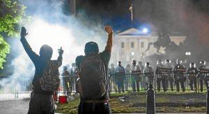 Trump despliega miles soldados para sofocar disturbios en Estados Unidos