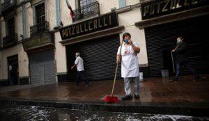 OMS: la pandemia sigue en una fase preocupante e intensa en A. Latina