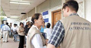 Las elecciones RD serán supervisadas por 151 observadores internacionales