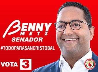 Benny Mets PRSC