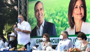 Celebran en Santiago encuentro Equipo Agropecuario del Cambio
