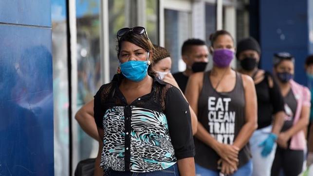"""La OPS pide a países latinoamericanos que """"no reabran demasiado rápido"""""""