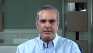 Luis Abinader dice que su organismo creó anticuerpos contra Covid-19