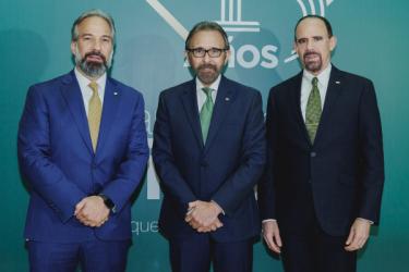 Banco Caribe fomenta valores nacionales con campaña