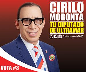 Cirilo Moronta Diputado