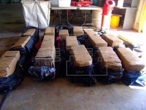 PUERTO RICO: Confiscan 223 kilos de cocaína en ferry de SD