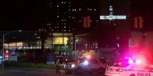 Detienen hombre con explosivos en un hospital de Nueva York