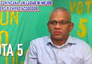 Candidato abogará por eliminación impuestos a dominicanos exterior