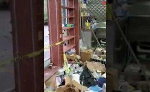 Comerciante dominicano, entre las víctimas de vandalismo en El Bronx