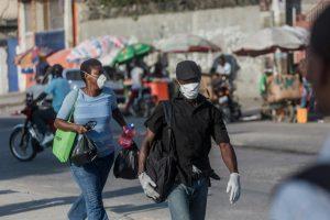 Haití implementa gradual desescalada, pese a azote de la Covid-19
