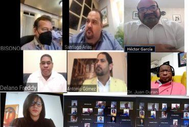 MADRID: Bisonó juramenta directiva movimiento Ito+Luis Europa