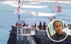 ESPAÑA: Se ahoga dominicano trató rescatar a su novia ucraniana
