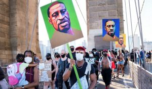Nueva York salió otra vez a las calles a reclamar cambios en la policía