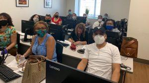 BOSTON: JCE imparte taller a presonal  que laborará en elecciones 5 de julio