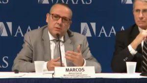 "Experto dominicano: AL afronta ""un mes crítico"" para frenar coronavirus"