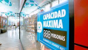 Megacentro reabre puertas en SDE con 150 tiendas funcionando