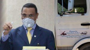 SDE: Alcaldía sanciona empresa por tirar basura en un lugar público