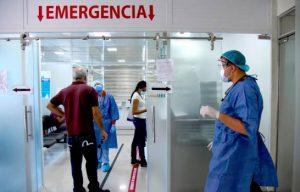 Areas destinadas para COVID-19 en clínica Corominas están ya ocupadas